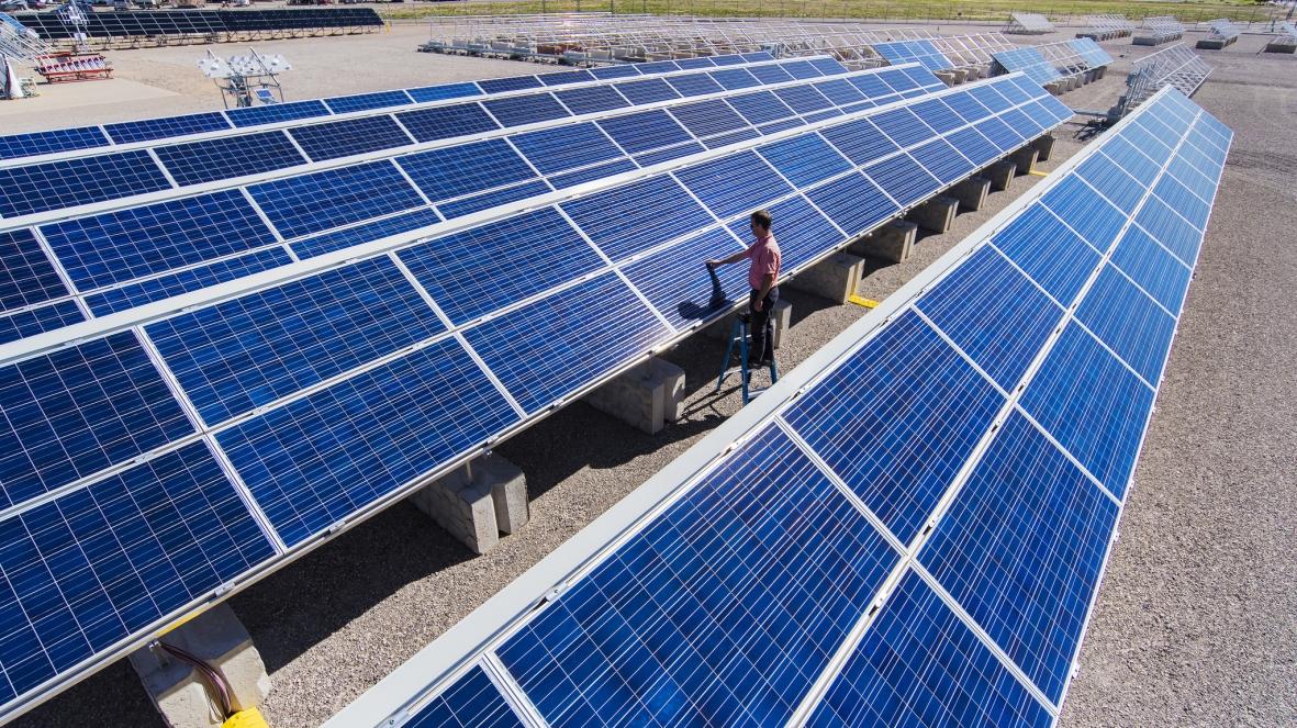 Hoe kunt u zonnepanelen delen?